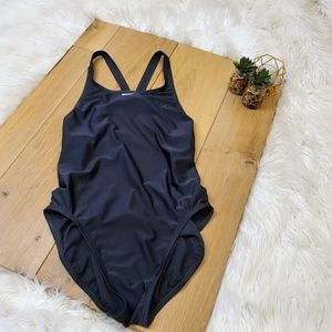 Nike Black Swim Suit #481
